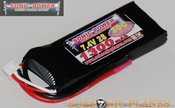 Sonic Power 1300mah 7.4V 30C Lithium Polymer Battery Pack