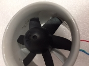 DF64G-ADH300LA Duct Fan with Brushless Motor (lightly used item)