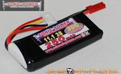 Sonic Power 250mah 11.1V 30C Lithium Polymer Battery Pack